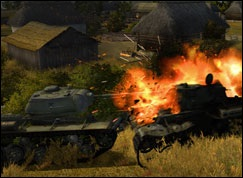 World of Tanks Panzerschlacht