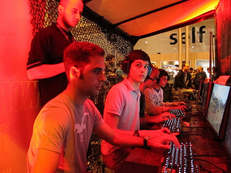 Wargaming en Madrid Games Week 2014