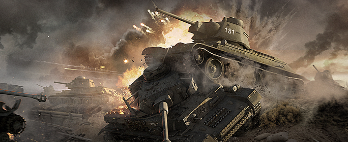 World of Tanks Update Version 9.4 Rammmechanik