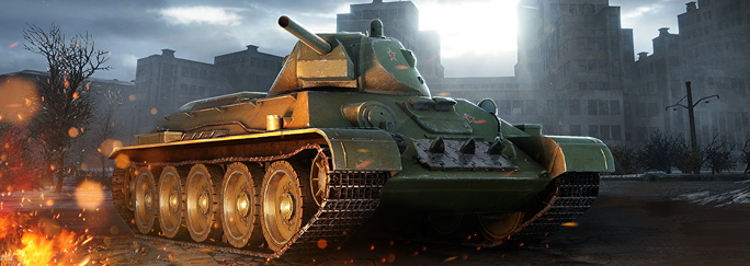 World of Tanks Version 9.1