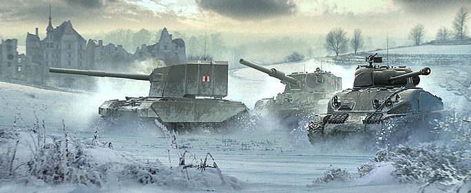 World of Tanks - Version 9.5