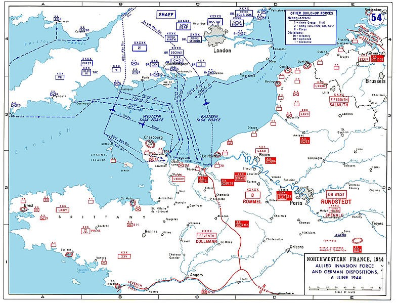 National DDay Memorial  DDay Overview