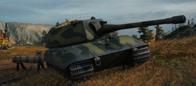 Top of the Tree: E 100 | Special Offers | World of Tanks