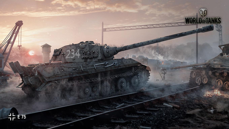 Wallpaper For September 2014 Tanks World Of Tanks Media Best