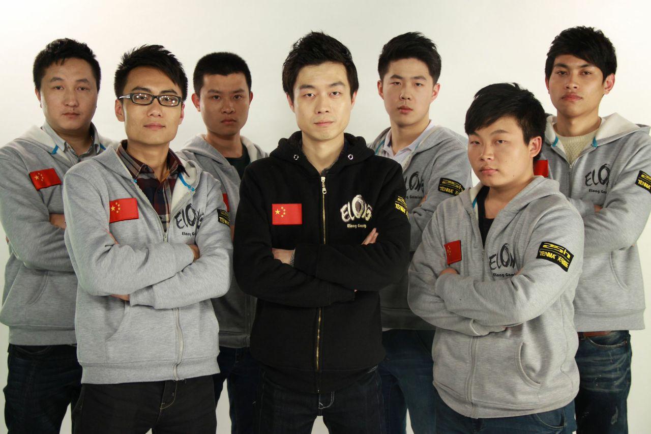 Знакомимся ближе: команды Азии