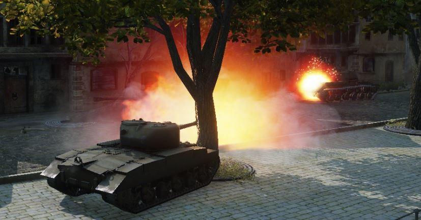 Panzerakademie: Schwachstellen   Panzerakademie   World of Tanks