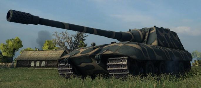 Ağacın En Tepesi: Jagdpanzer E 100   Özel Teklifler ...