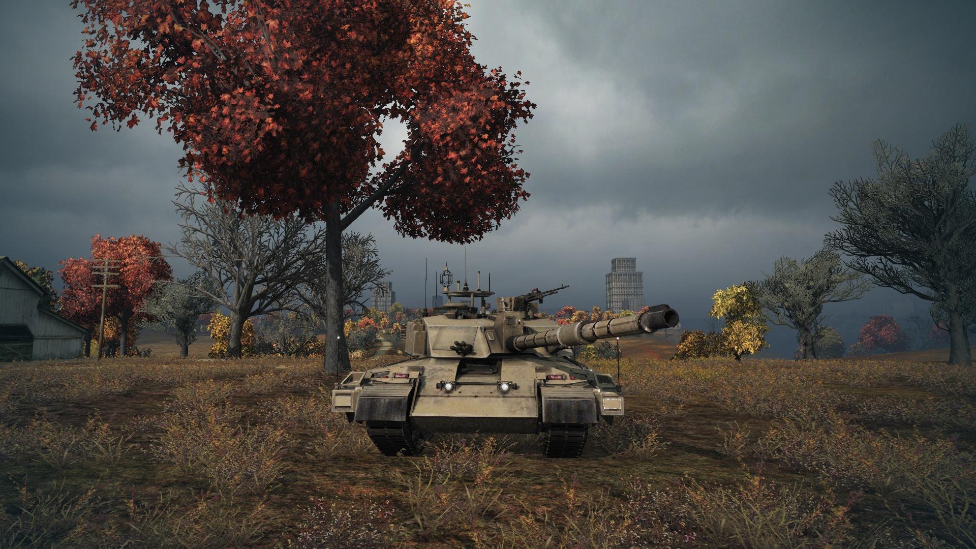 World of Tanks - Entwickler-Tagebücher: Moderne Fahrzeuge