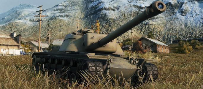 World of Tanks - Oben an der Spitze: T110E4