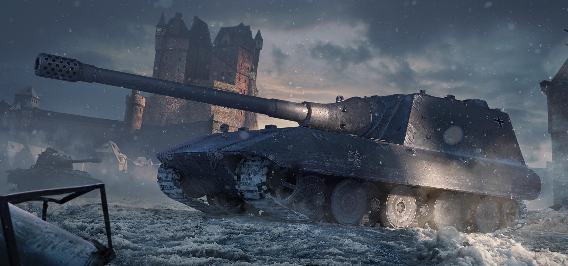 Jagdpanzer E 100 | Manuels de char | Guide