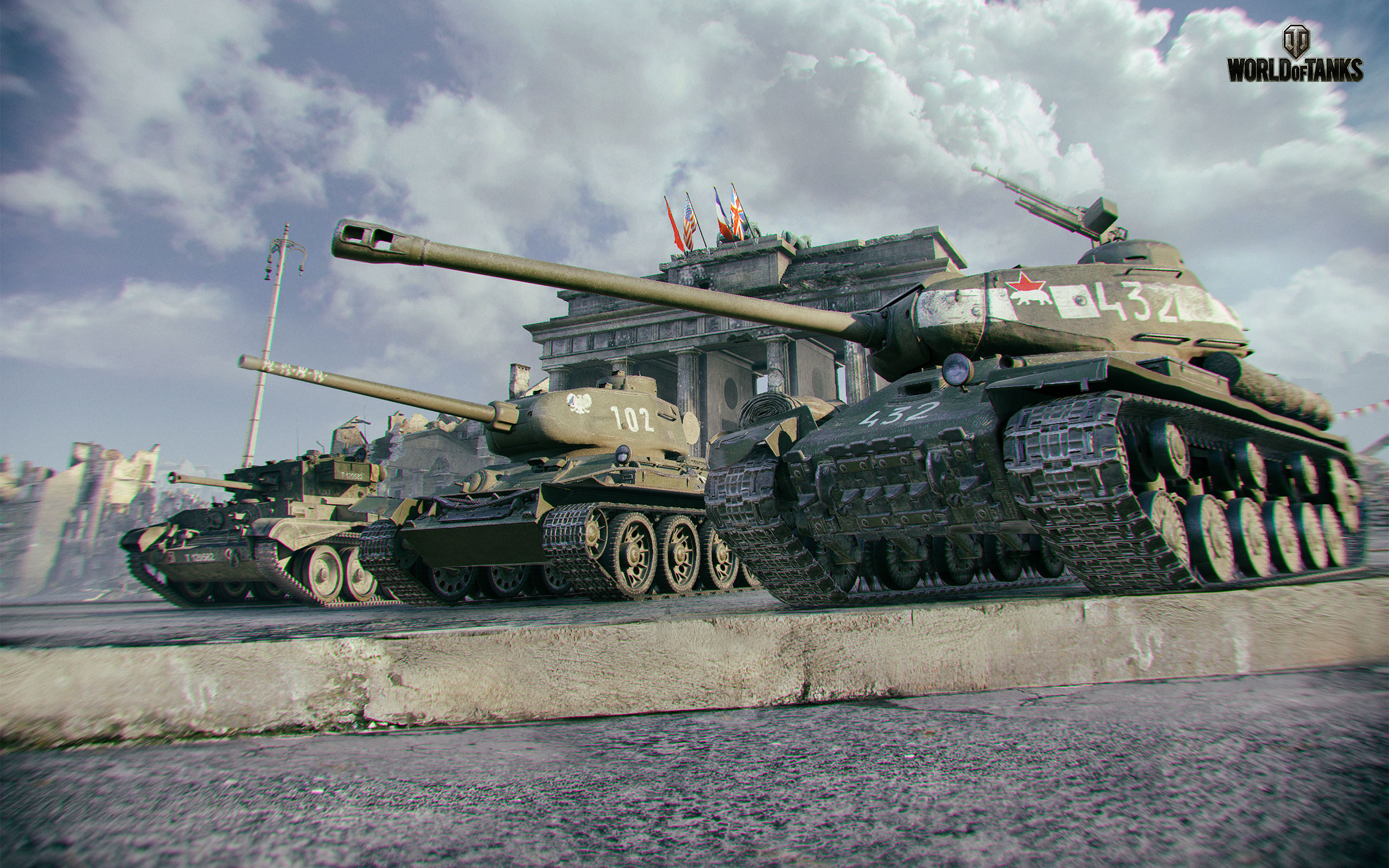 Wallpaper for May 2015 | General News | World of Tanks