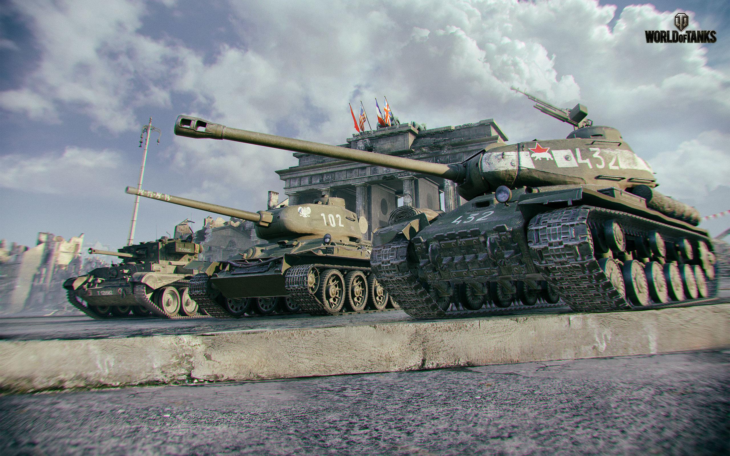 of tank