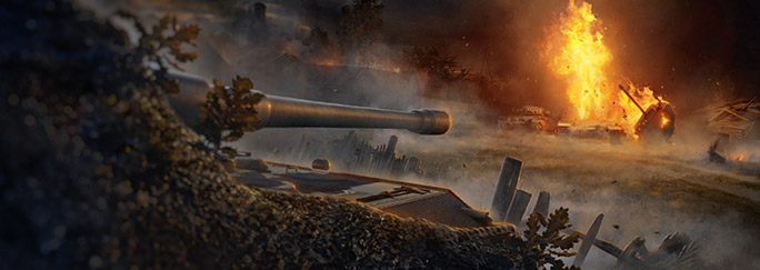 World of Tanks - Special: Trommeln des Untergangs