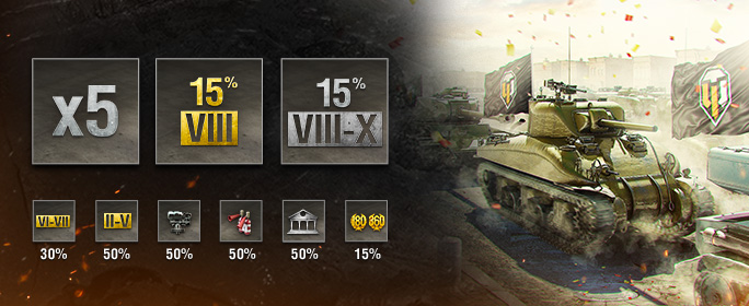 World of Tanks - Special: Der 4. Jahrestag von World of Tanks