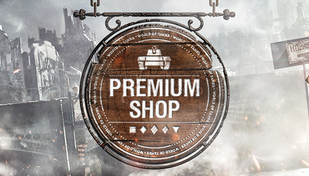 Premium Shop: Good Advance!