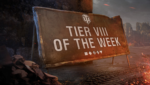 Tier VIII of the Week: T-54 First Prototype