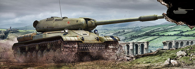 World of Tanks - Oben an der Spitze: IS-4