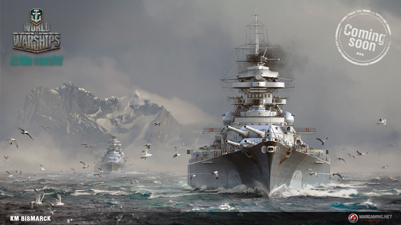 Just A Wallpaper World Of Warships