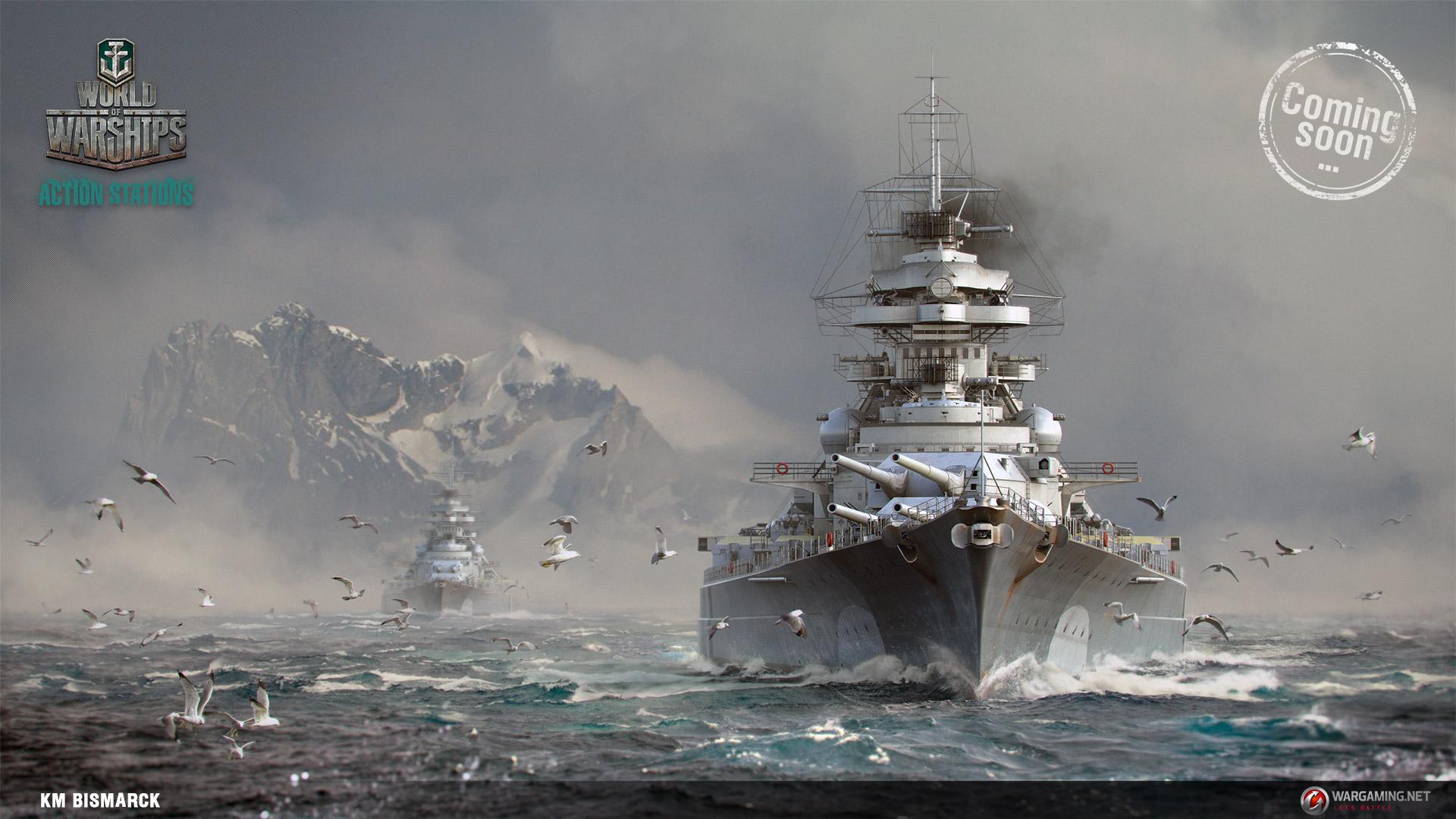 World Of Warships Wallpaper: World Of Warships