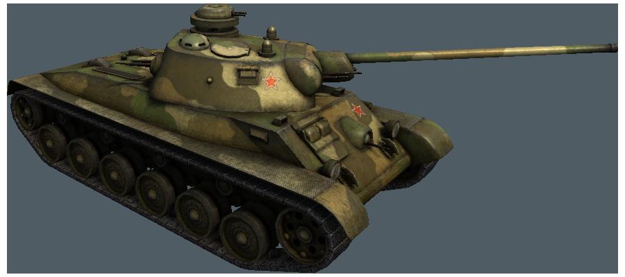 Medium tank А-43