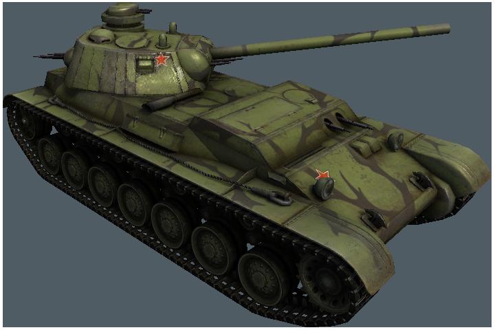 Medium tank А-44