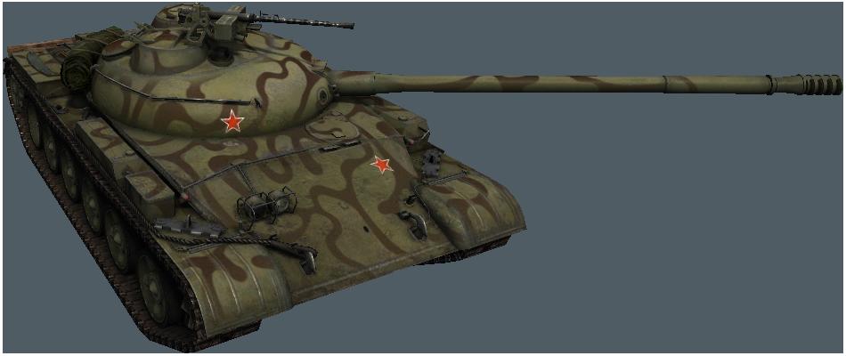 Medium tank Object 140