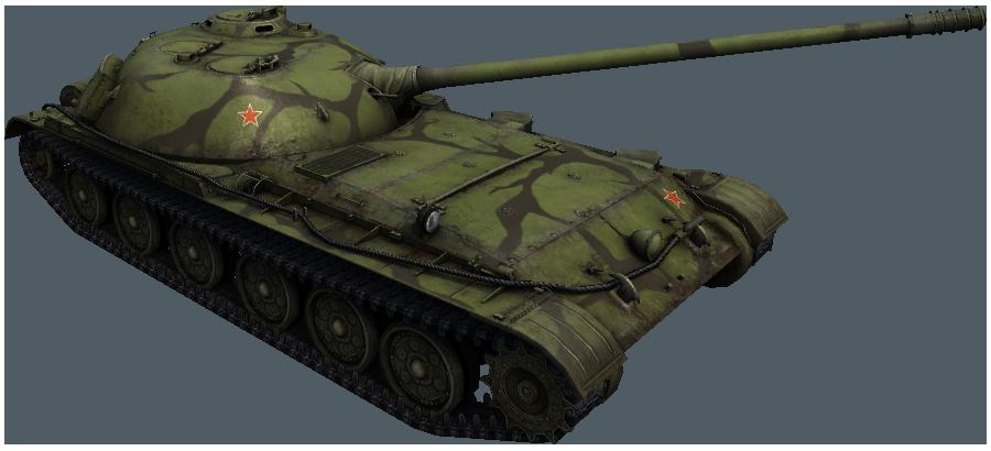 Medium tank Object 416