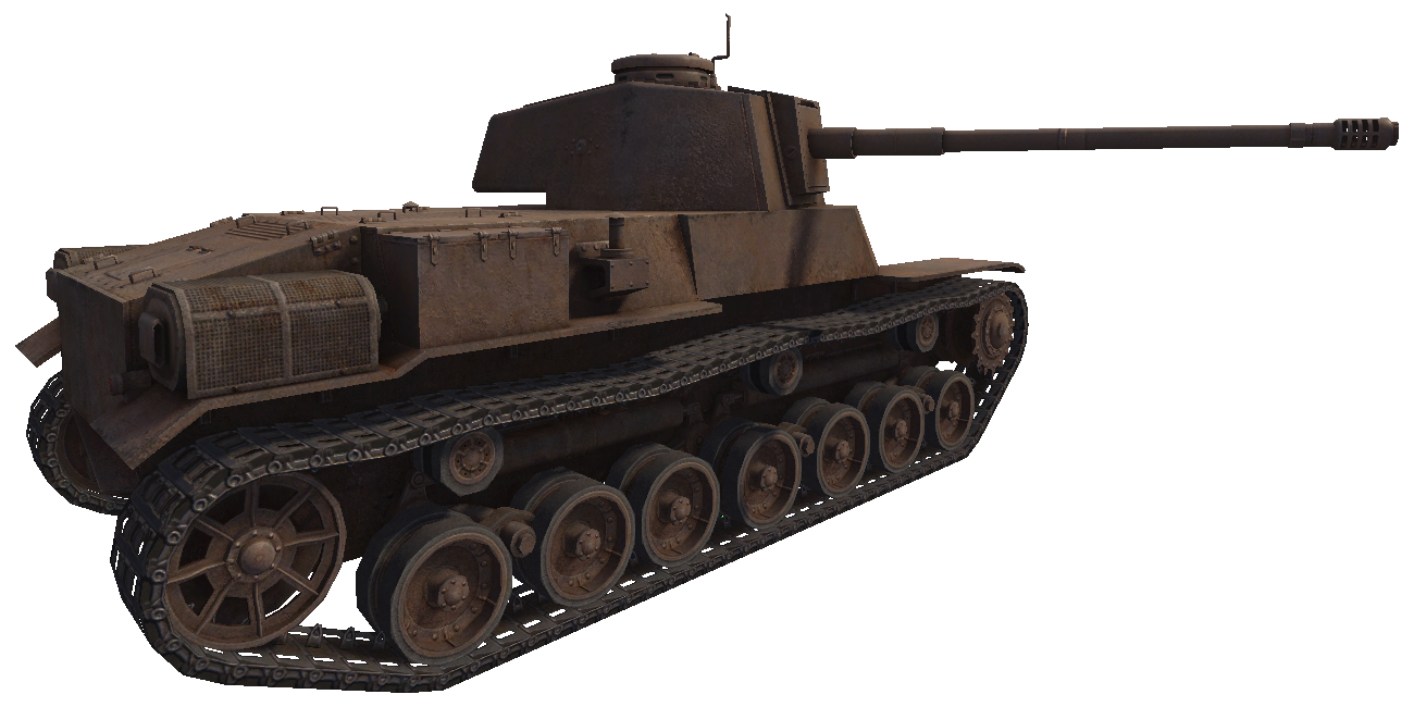 Announcing The Japanese Tanks!