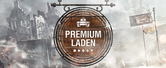 World of Tanks: Premium Laden Aus heiterem Himmel