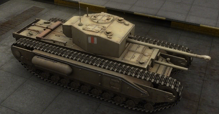 World Of Tanks Churchill Iii Matchmaking