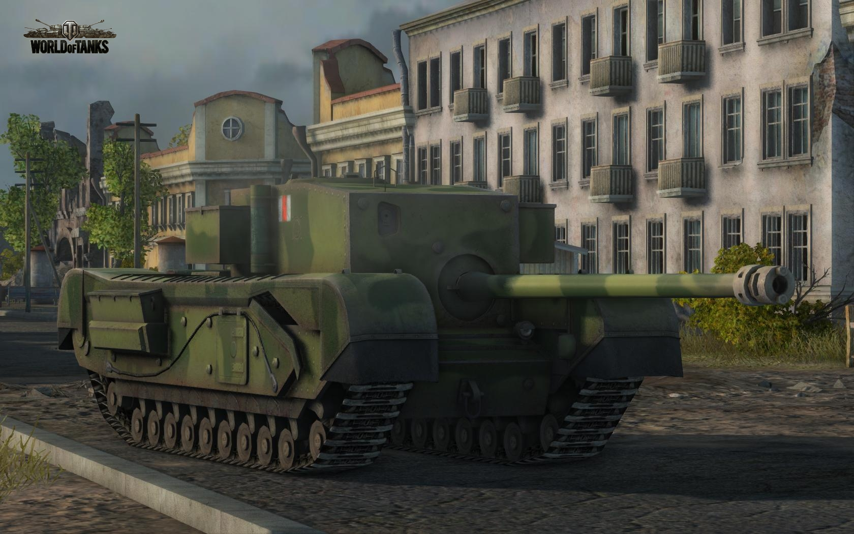 World of Tanks Version 8.4