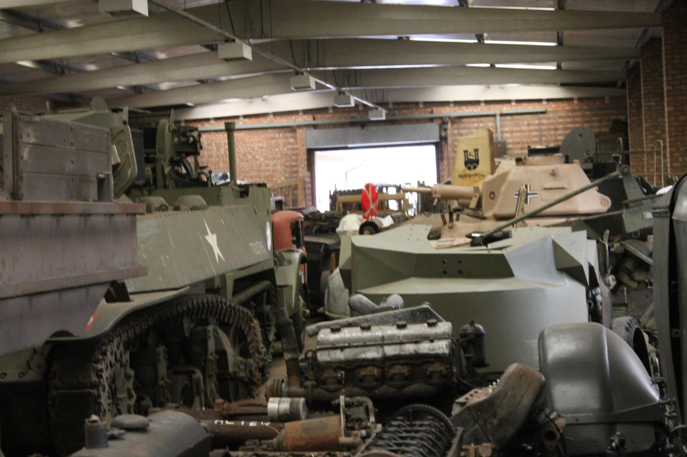 The Workshops Of The Wheatcroft Collection Firebase