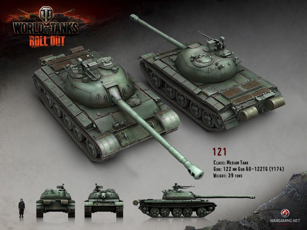 Type 69 Wz 121 Main Battle Tank: World Of Tanks Official Forum