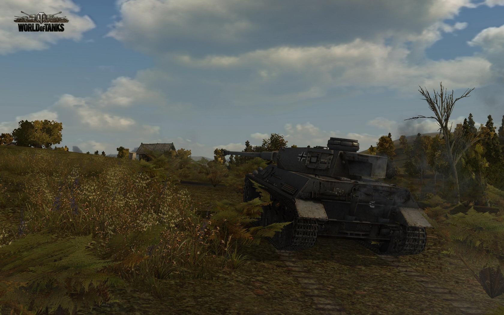 Тема средние танки скриншоты