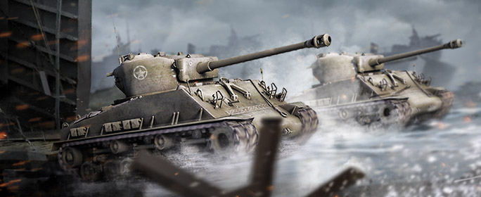Special: In Memory of D-Day | Special Offers | World of Tanks