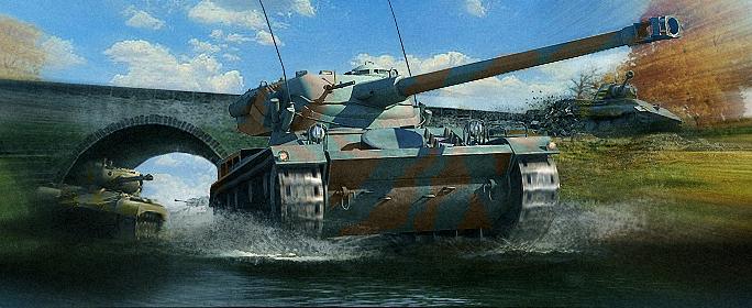 Hunt us World of Tanks