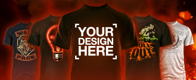 J!NX Contest: Design your own World of Tanks T-shirt! | Contests ...
