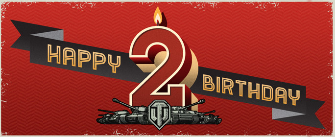 2nd Anniversary Birthday Card Contest – So Many Letters!