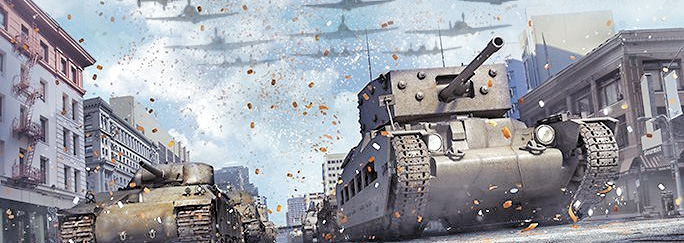 World of Tanks: Special: Veteranen-Tag