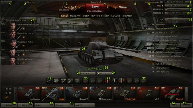 %name Początek przygody z World of Tanks